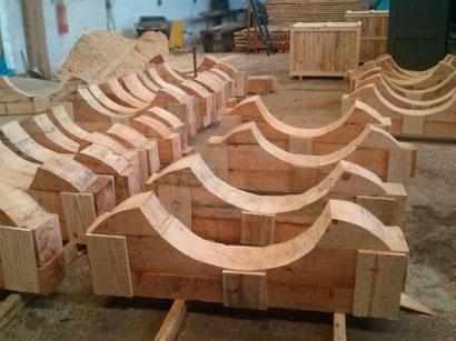 Embalagem de madeira para exportação campinas