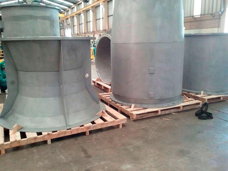 Transporte de containers sp