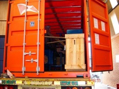 Empresa de carregamento