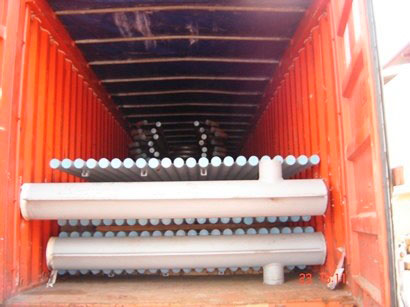Serviço de desova de container