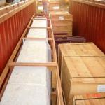 Caixa de madeira para transporte sp
